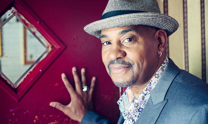 Carpenter Performing Arts Center, CSULB - Cal State University Long Beach: Jazz Singer Allan Harris at Carpenter Performing Arts Center, CSULB