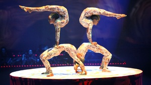 McAninch Arts Center: Cirque Zuma Zuma at McAninch Arts Center