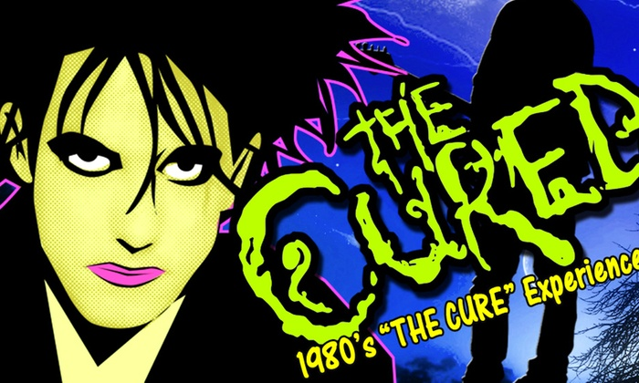 The Strawberry Bowl - Garden Grove: The Cure Tribute Band The Cured at The Strawberry Bowl