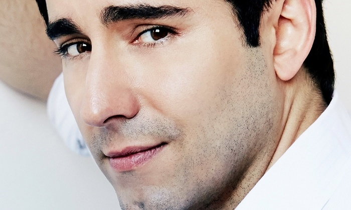Feinstein's at the Nikko - Downtown San Francisco-Union Square: John Lloyd Young at Feinstein's at the Nikko