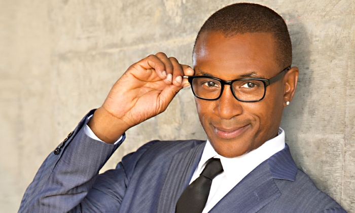 Bal Theatre - The Historic Bal Theatre: Comedian Tommy Davidson at Bal Theatre