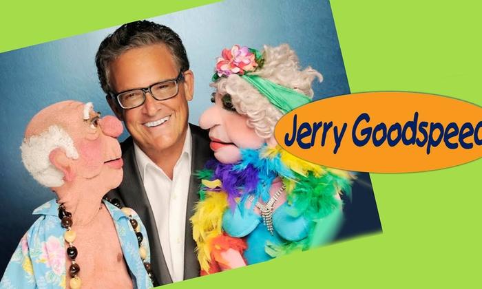 Boca Black Box  - Boca Glades: NY Comedy Night presents Jerry Goodspeed at Boca Black Box