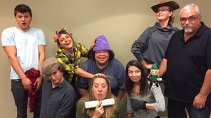 The Bakery: An Improvised Christmas Carol at The Bakery