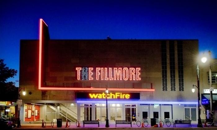 The Fillmore Silver Spring - The Fillmore Silver Spring: Jodeci at The Fillmore Silver Spring