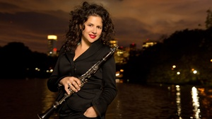Schwartz Center for Performing Arts - Emerson Concert Hall: Emory Jazz Fest 2016: Anat Cohen With Gary Motley Trio at Schwartz Center for Performing Arts - Emerson Concert Hall