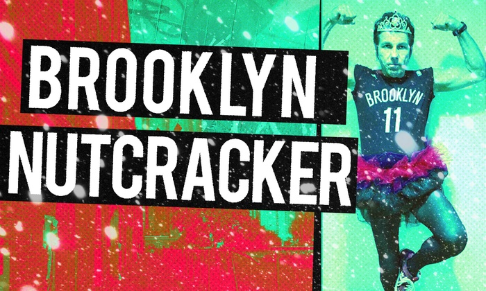 Boca Black Box  - Boca Glades: Brooklyn Nutcracker With Comedian Steve Marshall at Boca Black Box