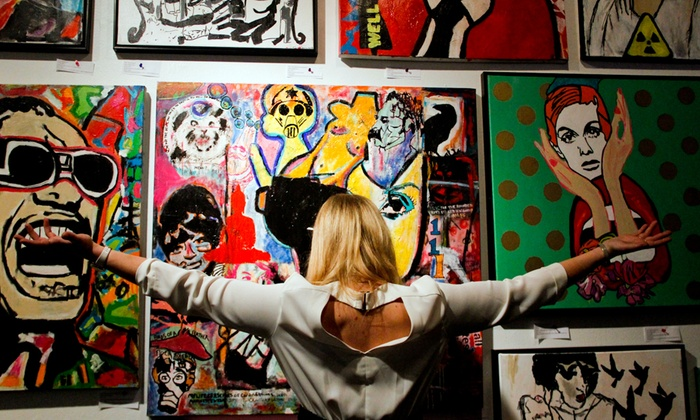 Winter Street Studios - Washington Ave./ Memorial Park: Artopia at Winter Street Studios