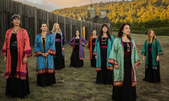 St. Paul's Episcopal Church Oakland - Central Oakland: Kitka Women's Vocal Ensemble: Wintersongs at St. Paul's Episcopal Church Oakland