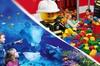 Berlin Combo-Tour: LEGOLAND Discovery Centre Berlin und AquaDom & S...