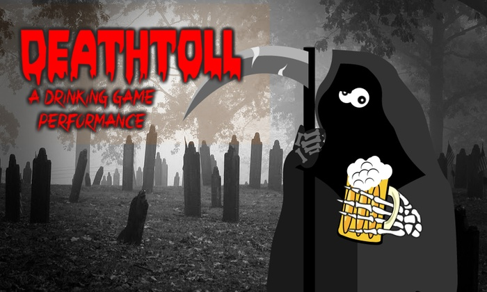 The Cornservatory - Newport Beach: Death Toll: A Drinking Game Performance at The Cornservatory