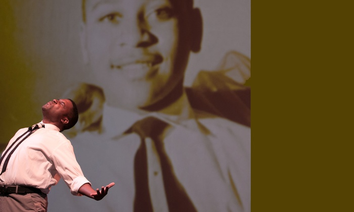 North Shore Center for the Performing Arts - North Shore Center For The Performing Arts In Skokie: Dar He: The Story of Emmett Till at North Shore Center for the Performing Arts
