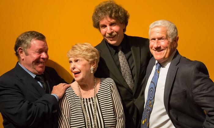 Feinstein's/54 Below - Clinton: Peggy King & the All-Star Jazz Trio at Feinstein's/54 Below