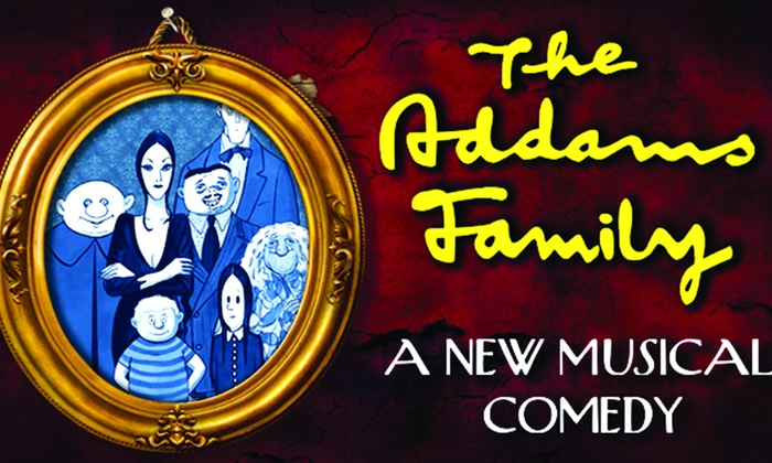 Plummer Auditorium - Downtown Fullerton: The Addams Family at Plummer Auditorium