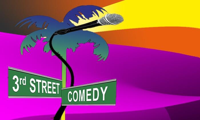 Promenade Playhouse - Downtown Santa Monica: 3rd Street Comedy