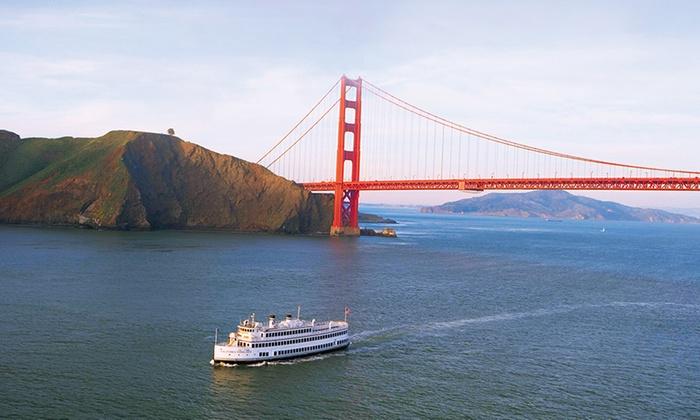 Hornblower Yachts San Francisco - Northern Waterfront: San Francisco Bay Champagne Brunch Cruise at Hornblower Yachts San Francisco