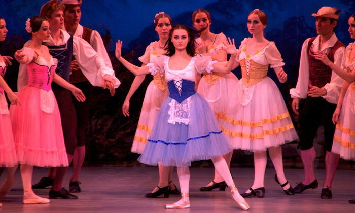 Jacobs Music Center - Central San Diego: Moscow Festival Ballet: Giselle at Jacobs Music Center