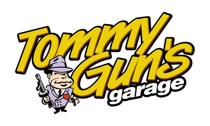 Tommy Gun's Garage Dinner Theater - South Loop: Tommy Gun's Garage Dinner Theater