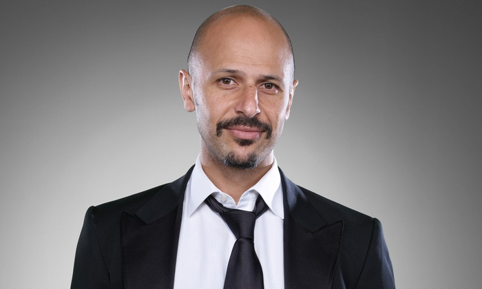 North Shore Center for the Performing Arts - North Shore Center For The Performing Arts In Skokie: Comedian Maz Jobrani at North Shore Center for the Performing Arts