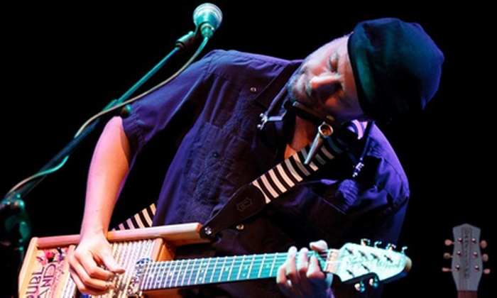 Highway 99 Blues Club - Pike Place  Market: Nathan James at Highway 99 Blues Club