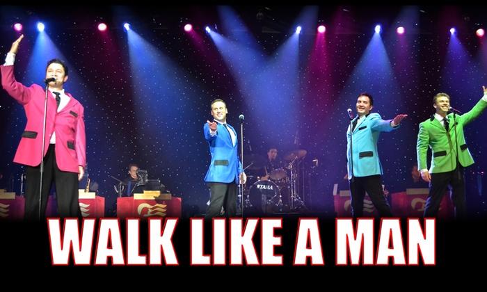 Walk Like A Man at El Portal Theatre