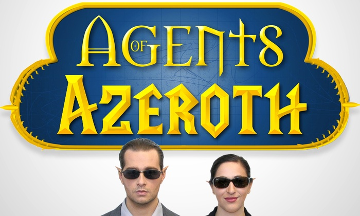 Mead Theatre Lab - Northwest Washington: Agents of Azeroth at Mead Theatre Lab