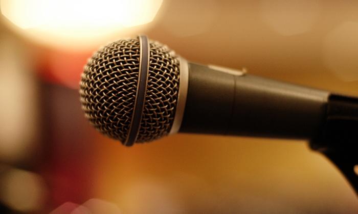 Blacktop Comedy Theater - Blacktop Comedy: The Open Mic at Blacktop Comedy Theater