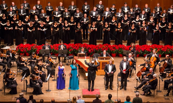 David Geffen Hall - Lincoln Square: New York Philharmonic: Handel's Messiah at David Geffen Hall
