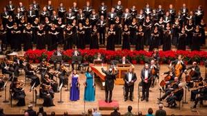 David Geffen Hall: New York Philharmonic: Handel's Messiah at David Geffen Hall