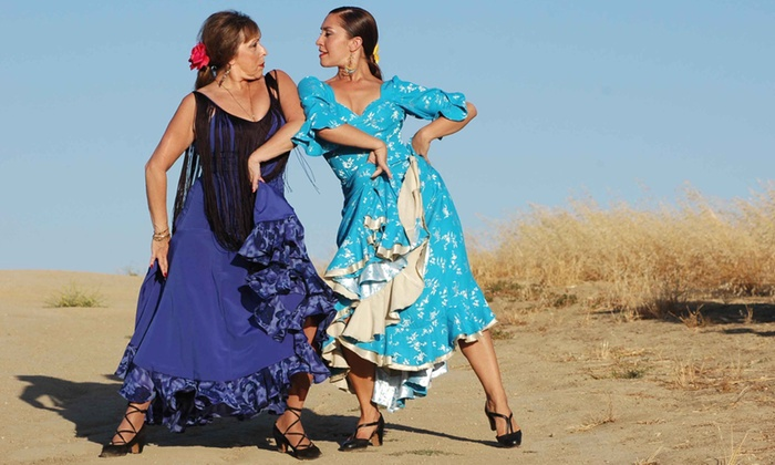 Morocco's Restaurant - Old Mountain View: Carolina Lugo and Carolé Acuña's Ballet Flamenco at Morocco's Restaurant