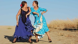 Morocco's Restaurant: Carolina Lugo and Carolé Acuña's Ballet Flamenco at Morocco's Restaurant