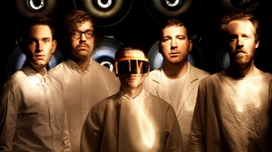 Greek Theatre: Hot Chip at Greek Theatre