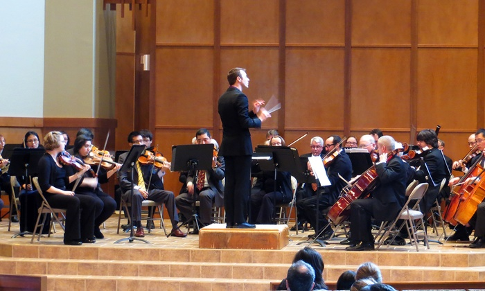 First Evangelical Presbyterian  - First Evangelical Presbyterian Church: Seattle Festival Orchestra: Dvorak's Symphony No. 6 at First Evangelical Presbyterian