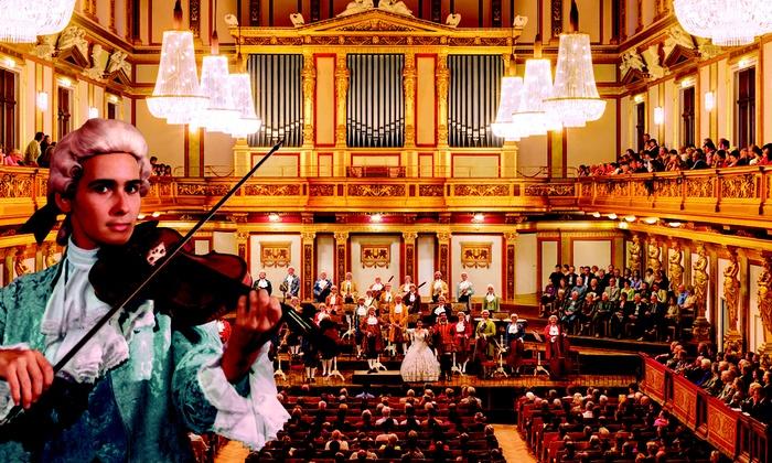 David Geffen Hall - Lincoln Square: Vienna Mozart Orchestra at David Geffen Hall