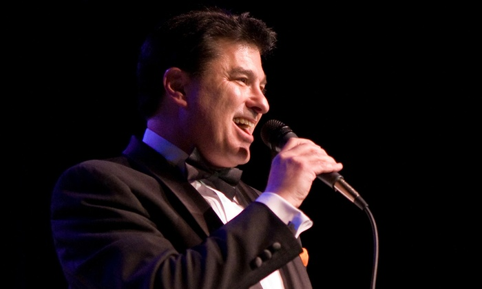 Lesher Center for the Arts - Hofmann Theater - Downtown Walnut Creek: Sinatra Sings The Big Bands With Jonathan Poretz & his Swingin' Night Orchestra at Lesher Center for the Arts - Hofmann Theater