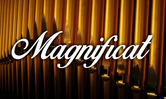 St. Mark's Lutheran Church - Cathedral Hill: Magnificat: J.S. Bach's Mass for Advent at St. Mark's Lutheran Church