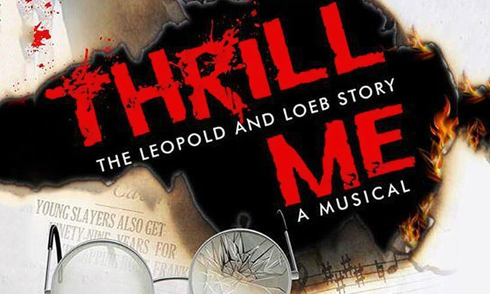 Broward Center for the Performing Arts - Abdo New River Room - Sailboat Bend: Thrill Me: The Leopold and Loeb Story at Broward Center for the Performing Arts - Abdo New River Room