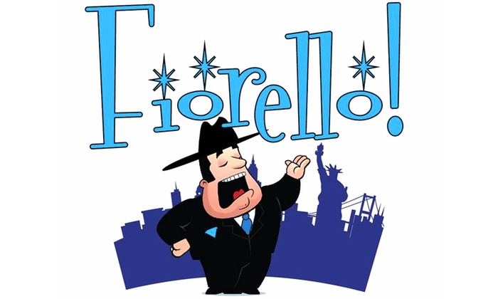 Saratoga Civic Theater - West Valley College: Fiorello! at Saratoga Civic Theater