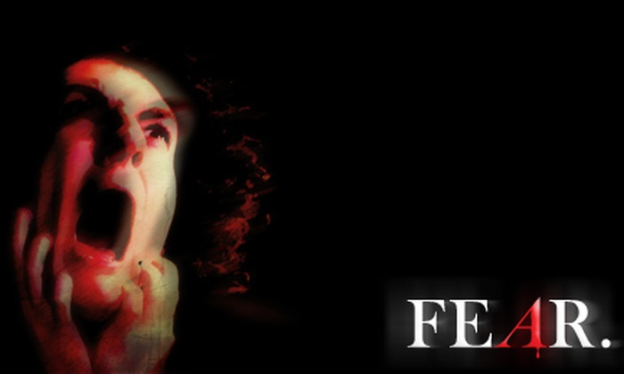 Un-Scripted Theater Company - Downtown San Francisco-Union Square: Fear at Un-Scripted Theater Company