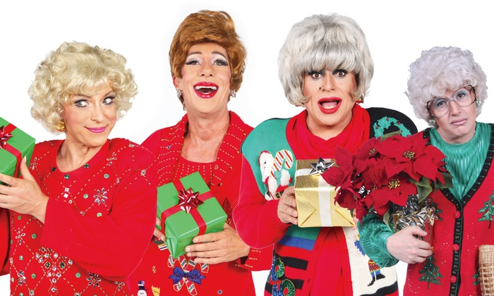 Victoria Theatre - Mission District: The Golden Girls: The Christmas Episodes at Victoria Theatre