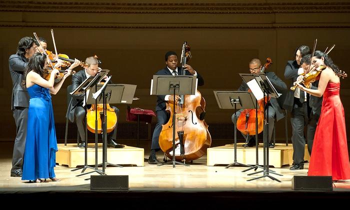 SJSU Concert Hall - Downtown San Jose: Sphinx Virtuosi Chamber Orchestra: Inspiring Women at SJSU Concert Hall