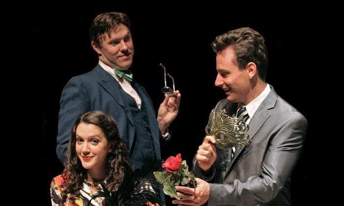 Douglas Morrisson Theatre - Upper B Street: Love's Labour's Lost at Douglas Morrisson Theatre