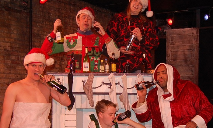 Happy Holly-Daze - A Drinking Game Performance at The Cornservatory