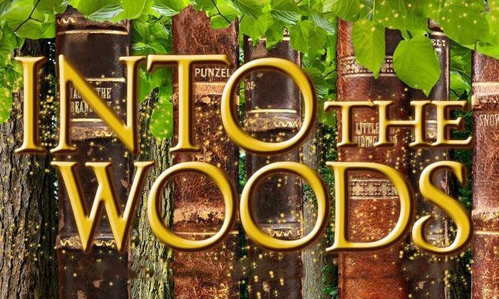 Aurora Theatre - Main Stage - Riverwalk: Into the Woods at Aurora Theatre - Main Stage