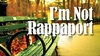 Aurora Theatre - Main Stage - Riverwalk: I'm Not Rappaport