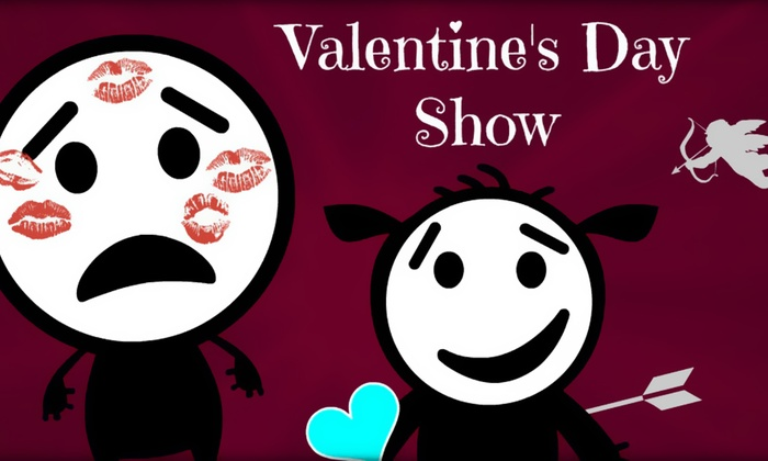 Made Up Theatre - Fremont: Valentine's Day Improv Comedy Show at Made Up Theatre