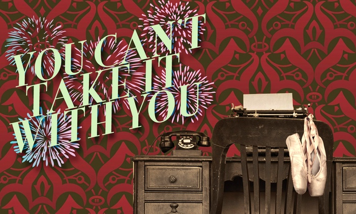 Northlight Theatre - Barcelona: You Can't Take It With You at Northlight Theatre