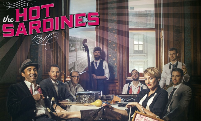 The Grand - Downtown Galveston: The Hot Sardines at The Grand