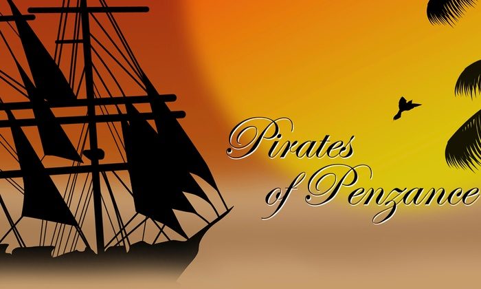 First Universalist Society of Salem - Downtown Salem: The Pirates of Penzance at First Universalist Society of Salem