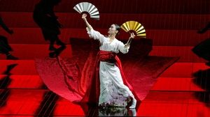 Metropolitan Opera House: Madama Butterfly at Metropolitan Opera House