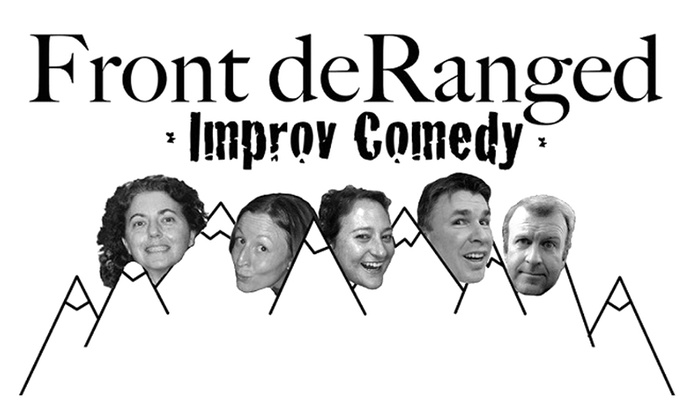 Jesters Dinner Theatre - Gunbarrel: Front deRanged Improv Comedy Troupe at Jesters Dinner Theatre